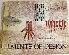 Elements of Design by Anderson, Donald M.
