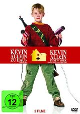DVD KEVIN - ALLEIN ZU HAUS + KEVIN - ALLEIN IN NEW YORK # Macaulay Culkin ++NEU