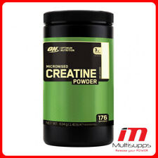 OPTIMUM NUTRITION ON CREATINE Pure Micronized Creatine Monohydrate Powder