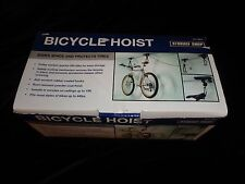 NEW Storage Shop Bicycle Hoist Ceiling Pulley System Bike Storage
