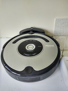 iRobot Roomba 560 Robotic Vacuum Cleaner - Ready for you to press CLEAN!
