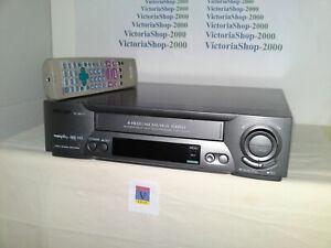 SHARP VC-MH711 VHS VCR Video Recorder -Nicam HiFi- 4-Head-High Speed Rewind-DPSS