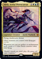 Alela, Artful Provocateur - Collector Pack Exclusive x4 Magic the Gathering 4x T