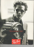 CD of digital images from Vintage Ray Ban B&L USA Sunglasses 97 CATALOG brochure