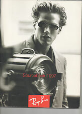 CD de imágenes digitales desde Ray Ban B&L Vintage Gafas De Sol EE. UU. 97 CATÁLOGO FOLLETO