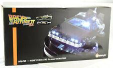 Kids Logic Back To The Future Ii 1:20 Magnetic Levitating DeLorean Light Defect