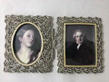 Jay Strongwater St Petersburg Bi-Fold Picture Frames w/Swarovski Embellishment