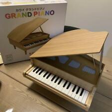 KAWAI Mini Grand Piano 1144 32keys Educational Toy Natural Made in Japan FS