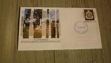 AUSTRALIAN MILITARY FDC, 1991 RSL 75th ANNIVERSARY, PUCKAPUNYAL MILPO FDI