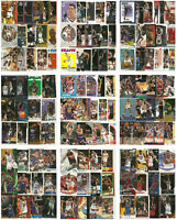 NBA Basketball Lot - Choose Player Lots From List - See Scans Inserts RCs LOOK