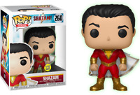 Shazam Glow GITD Funko Pop Vinyl New in Box