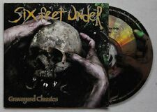 Six Feet Under Graveyard Classics Adv CardPS CD 2000
