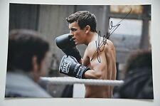 Mario Casas signed 20x30cm Carte Ganas De Ti photo autographe/Autograph IP