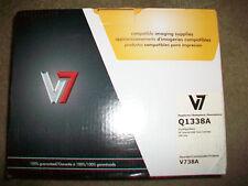 NEW V7 HP Laser Jet 4200 Toner Cartridge with Chip Imaging Supplies Q1338A V738A