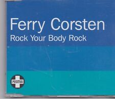 Ferry Corsten-Rock Your Body Rock promo cd maxi single 3 tracks