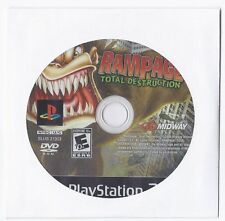 Rampage: Total Destruction (Sony PlayStation 2, 2006)