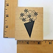 Savvy Rubber Stamp - Everyday Flower Kit  - NEW