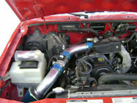 BCP BLUE 1995 1996 1997 Ford Ranger Mazda B2300 2.3 L4 Short Ram Intake + Filter