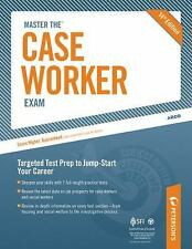 Master the Case Worker Exam (Arco Master the Case Worker Exam)-ExLibrary