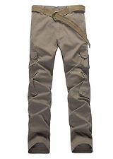 Fox Jeans Men's Baron Casual Regular Fit Cargo Pants Size 42