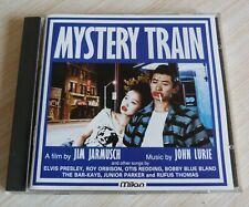 RARE CD ALBUM BOF MYSTERY TRAIN MUSIQUE FILM DE JOHN LURIE 16 TITRES 1989