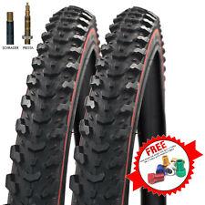"""Raleigh CST Eiger Redline 26 x 2.35"""" Mountain Bike Tyres & Tubes"""