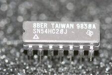 SN54HC20J Texas Instruments Dual 4-Input NAND Gate