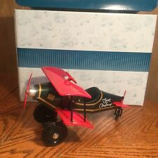 Kiddie Car Classics: 1930 Spirit Of Christmas Custom Biplane - 1998 - Qhg7105