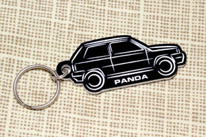 Fiat Panda Mk1 Keyring