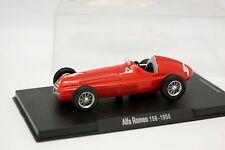 Ixo Fabbri Stampa 1/43 - Alfa Romeo 158 F1 1950 No.4