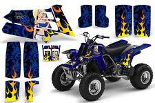 AMR Racing Yamaha Banshee 350 Decal Graphic Kit ATV Quad Wrap  87-05 MOTO MNDY U