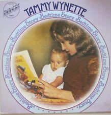 TAMMY WYNETTE - BEDTIME STORY - LP