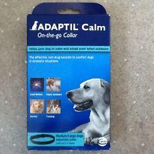 Adaptil C66450C Pheromone Dog Collar for Medium to Large Dogs - Black