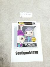 Batman DC 1989 The Joker with Hat Limited Ed Chase Funko Pop #337 *IN HAND* #3