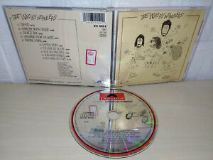 THE WHO - THE WHO BY NUMBERS - CD