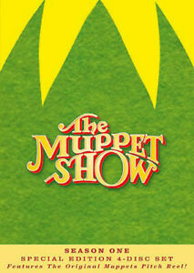 The Muppet Show: Season One [New DVD] Boxed Set, Special Ed, Repackaged