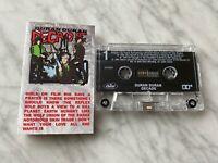 Duran Duran Decade CASSETTE Tape 1989 Capitol C173573 Girls On Film, The Reflex