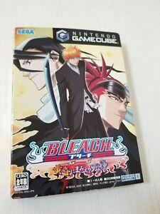 Nintendo Gamecube Bleach GC Tasogare ni Mamieru Shinigami Japan Japan 0302A11