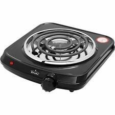 RIVAL Single Burner - Countertop Appliance - Easy Control