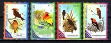 Papouasie 2010 oiseaux  neuf ** 1er choix