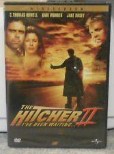 The Hitcher II: I've Been Waiting (DVD 2003) RARE HORROR THRILLER  BRAND NEW