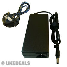 Laptop Adapter for Samsung NP-Q320 NP-R580 Charger 90w 19v + LEAD POWER CORD