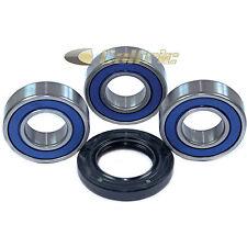 Rear Wheel Ball Bearings Seals Kit Fits YAMAHA IT490 1983 1984