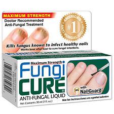 Fungicure Anti-Fungal Liquid Maximum Strength 1 oz