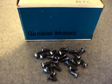 NOS GM Wheel Molding Screw Camaro Z28 Nova Chevy II SS Pontiac GTO Lemans
