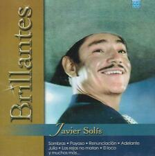 Javier Solis CD NEW Brillantes ALBUM Versiones Originales Con 20 Canciones