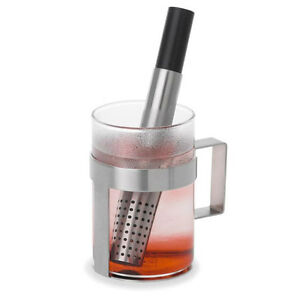 blomus UTILO BAGLESS LOOSE TEA STICK infuser/strainer TEASTICK #63188