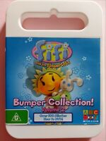 Fifi and the Flowertots, Bumper Collection 2 [ Region 4 DVD ] LIKE NEW, FreePost