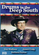 USED DVD: Drums in the Deep South, DISC MINT