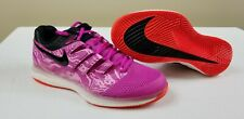 New Nike Air Zoom Vapor X Aa8027-602 Tennis Shoes Fuchsia White Women's Size 10